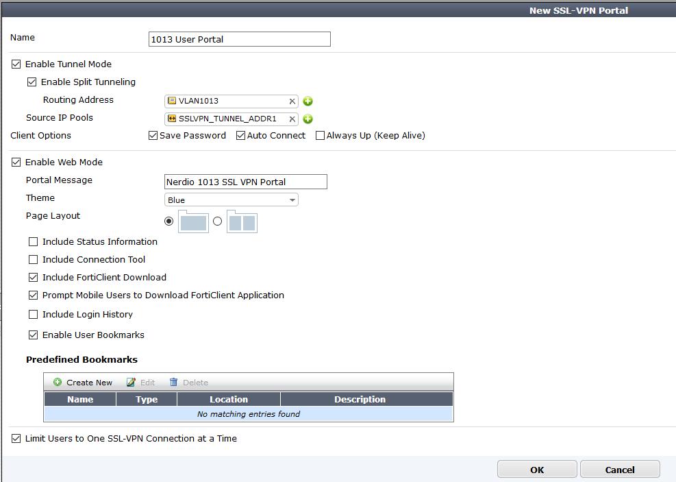 I want to setup SSL VPN portal – Nerdio Help Center